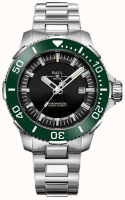 Ball Watch Company DeepQUEST Ceramic Green Dial Watch DM3002A-S4CJ-BK
