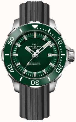 Ball Watch Company DeepQUEST Ceramic Bezel Green Dial Watch DM3002A-P4CJ-GR
