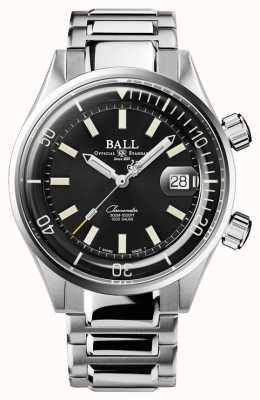 Ball Watch Company Diver Chronometer Black Dial Watch DM2280A-S1C-BK