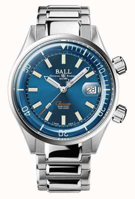 Ball Watch Company Engineer Master II Diver Chronometer Blue Dial DM2280A-S1C-BE