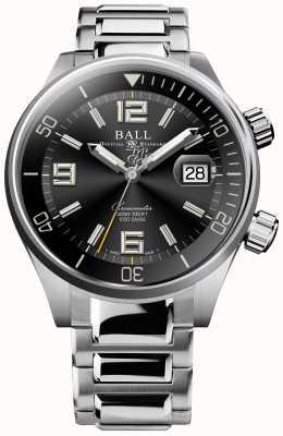 Ball Watch Company Diver Chronometer Black Sunray Dial Watch DM2280A-S2C-BK