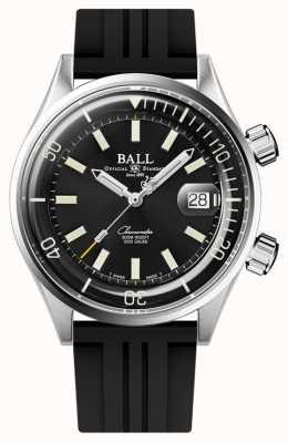 Ball Watch Company Engineer Master II Diver Chronometer Black Dial DM2280A-P1C-BK