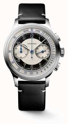 Longines Heritage Classic Chronograph Watch L28304930