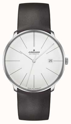 Junghans Meister Fein Automatic | Brown Leather Strap 27/4152.00