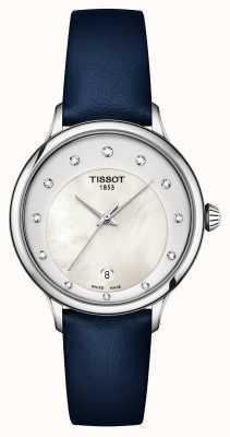 Tissot Odaci-T Diamond Set Mother of Pearl Dial T1332101611600