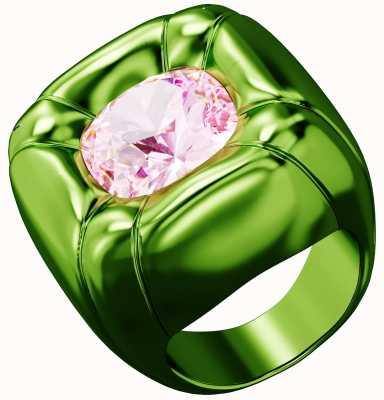 Swarovski Dulcis Cocktail Ring | Green | Size 58 (UK Q1/2) 5609724