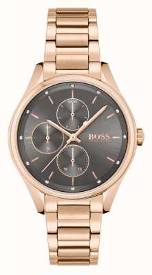 BOSS | Grand Course | Sport Lux | Rose Gold Bracelet | 1502603