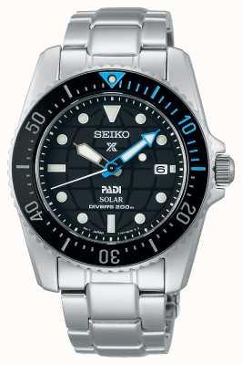 Seiko Prospex PADI Compact Solar Scuba Diver SNE575P1