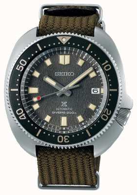 Seiko Prospex 1970 Willard Re-Interpretation Fabric Watch SPB237J1