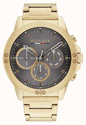 Tommy Hilfiger Harley Antique Gold Ion Plated 1791891