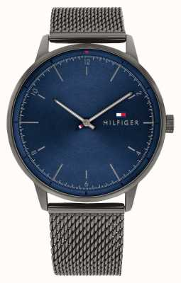 Tommy Hilfiger Hendrix Men's Watch and Bracelet Gift Set 2770112
