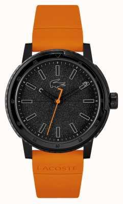 Lacoste CHALLENGER Orange Silicone Strap 2011095