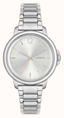 Lacoste SLICE Women's Stainless Steel Bracelet Watch 2001200