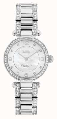 Coach | Cary | Stainless Steel Bracelet | Crystal Set | 14503837