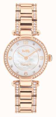 Coach | Cary | Rose Gold Bracelet | Crystal Set | 14503838