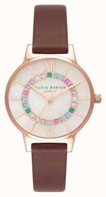 Olivia Burton Timeless Classics Wonderland Sparkle OB16WD98