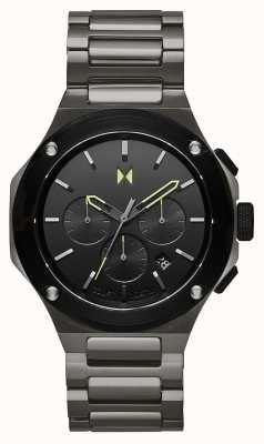 MVMT Raptor Dark Star Stainless Steel Bracelet 28000151-D
