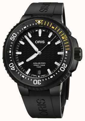 ORIS Aquis Pro Date Calibre 400 Titanium Watch 01 400 7767 7754-07 426 64BTEB