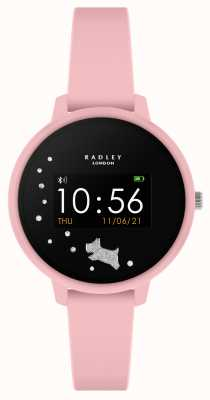 Radley Smart Watch Series 3 Pink Silicone Strap RYS03-2027