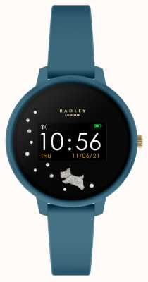 Radley Smart Watch Series 3 Teal Silicone RYS03-2028