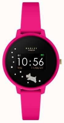 Radley Smart Watch Series 3 Magenta Pink Strap RYS03-2030