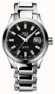 Ball Watch Company Men's | Engineer III | Marvelight | Stainless-steel | Black Dial NM2026C-S10J-BK