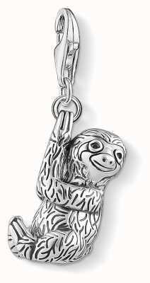 Thomas Sabo Sterling Silver Sloth Charm Pendant 1812-643-11