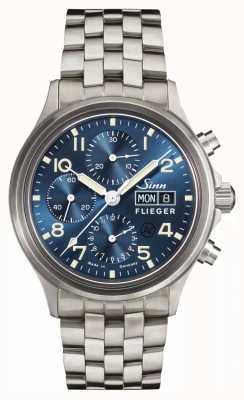 Sinn 358 Sa Pilot B E Stainless Steel Watch 358.064