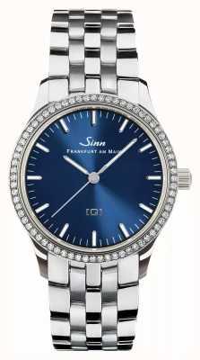 Sinn 434 TW 68 WG B Diamond Set Watch 434.032