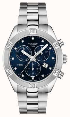 Tissot Ladies PR 100 Sport Chic Chronograph T1019171104600