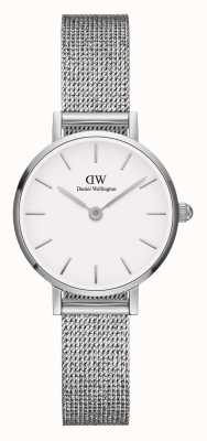 Daniel Wellington Petite Sterling 24 mm White Dial DW00100442