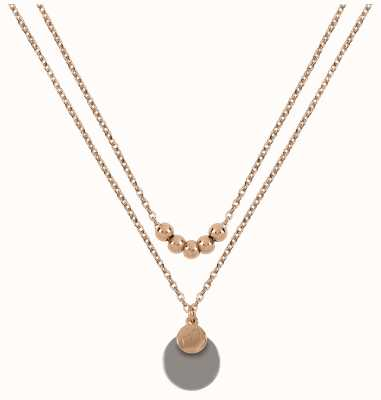 Radley Jewellery Stay Magical Layered Rose-Gold Necklace RYJ2194S