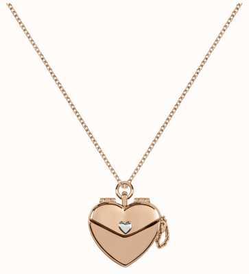 Radley Jewellery Love Letters Heart Locket Necklace RYJ2310S