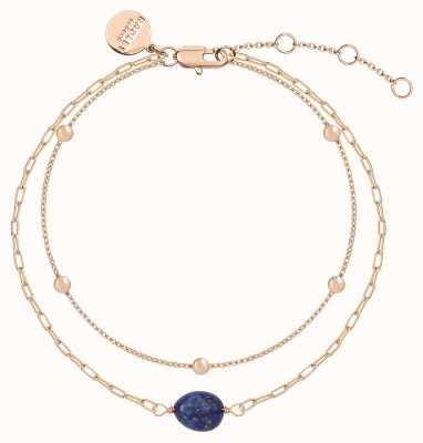 Radley Jewellery Stay Magical Layered Rose Gold Bracelet RYJ3114S