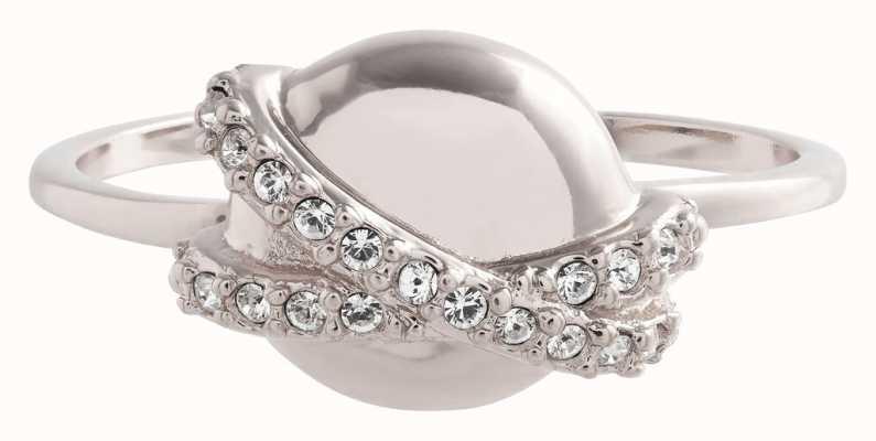 Olivia Burton Classics | Orbital | Silver Ring OBJ16CLR21