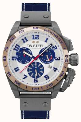 TW Steel Damon Hill Limited Edition Chronograph Watch TW1018