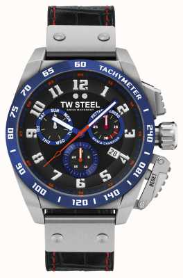 TW Steel Petter Solberg Limited Edition Chronograph Watch TW1019