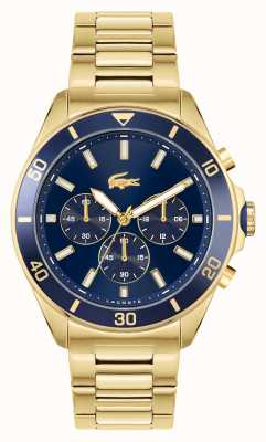 Lacoste Men's Tiebreaker Chronograph Watch 2011151