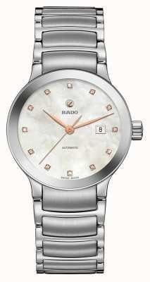 RADO Womens | Centrix | Automatic | Stainless Steel Bracelet R30027923