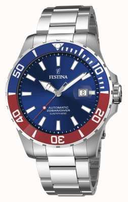 Festina Men's Automatic 44 mm Watch F20531/5