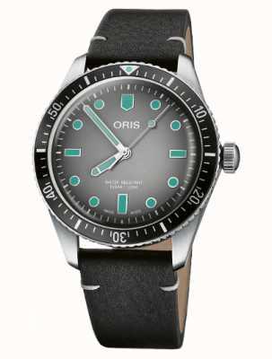 ORIS Divers Sixty-Five Grey Dial Watch 01 733 7707 4053-07 5 20 89