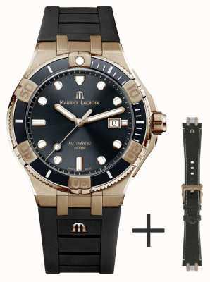 Maurice Lacroix AIKON Venturer Bronze Case Watch AI6058-BRZ0B-330-2