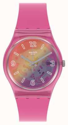 Swatch Original Gent Orange Disco Fever GP174