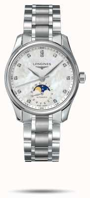 Longines Master Collection Women's Stainless Steel Bracelet L24094876