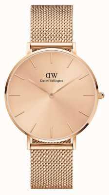 Daniel Wellington Petite Unitone 36mm Rose Gold Watch DW00100472