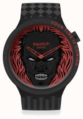 Swatch BIG BOLD | YOUR TIME IS COMING SB01B128