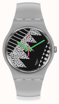 Swatch NEW GENT   GRE_MEM L   Bio-Ceramic SO32M102