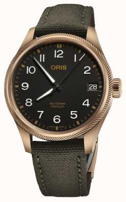 ORIS Big Crown ProPilot Big Date Bronze Case 01 751 7761 3164-07 3 2003BRLC