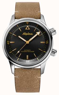 Alpina Seastrong Automatic Diver 300 Heritage AL-520BY4H6