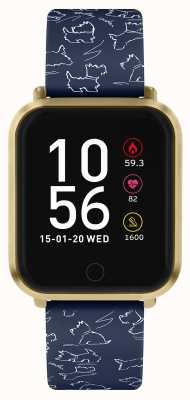 Radley Women's Smartwatch Rectangular Watch RYS06-2066